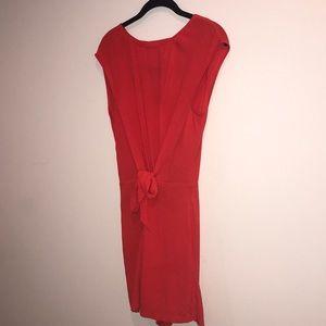 Zara Basic Red romper / shorts